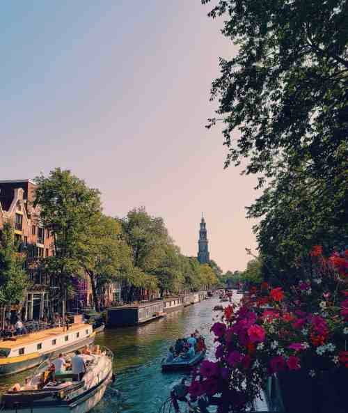 Cities don't get much more photogenic than Amsterdam, making solo travel Amsterdam even more amazing.