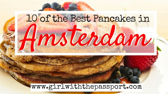 Best Pancakes Amsterdam: A Foodie Guide to Delicious Pancakes