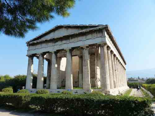 The ancient Agora is a must-see for anyone visiting Athens for the first time.