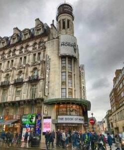 London solo travel is not the same without a trip to London's iconic west end.