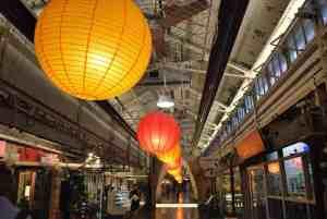 Chelsea Market is amazing no matter when you visit.