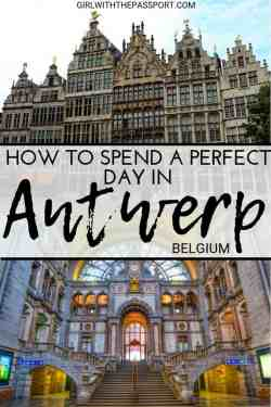 Only have 1 day in Antwerp? Perfect because this one day Antwerp itinerary will show you some of the best things to do in Antwerp and introduce you to all the must-see attractions in Antwerp, like Central Station, Cathedral of Our Lady, Rubenshuis, and more. You'll also learn about some amazing secret spots where you can find some of the best restaurants in Antwerp. #Antwerp #Belgium #travelguide #belgiumitinerary #Belgiumguide