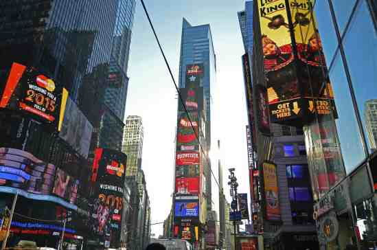 There's nothing quite like seeing a Broadway show in New York City.