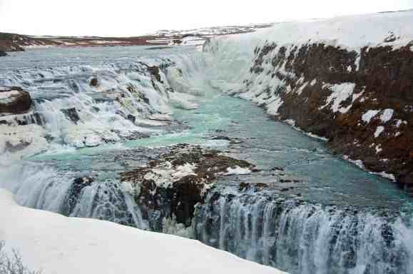 If you plan to do Iceland solo travel then Gullfoss Waterfall is a place that you must see along Iceland's Golden Circle.
