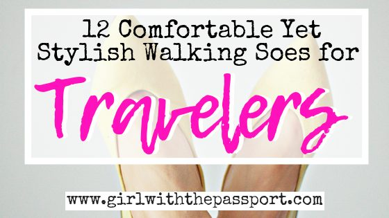 Stylish Walking Shoes for Travel