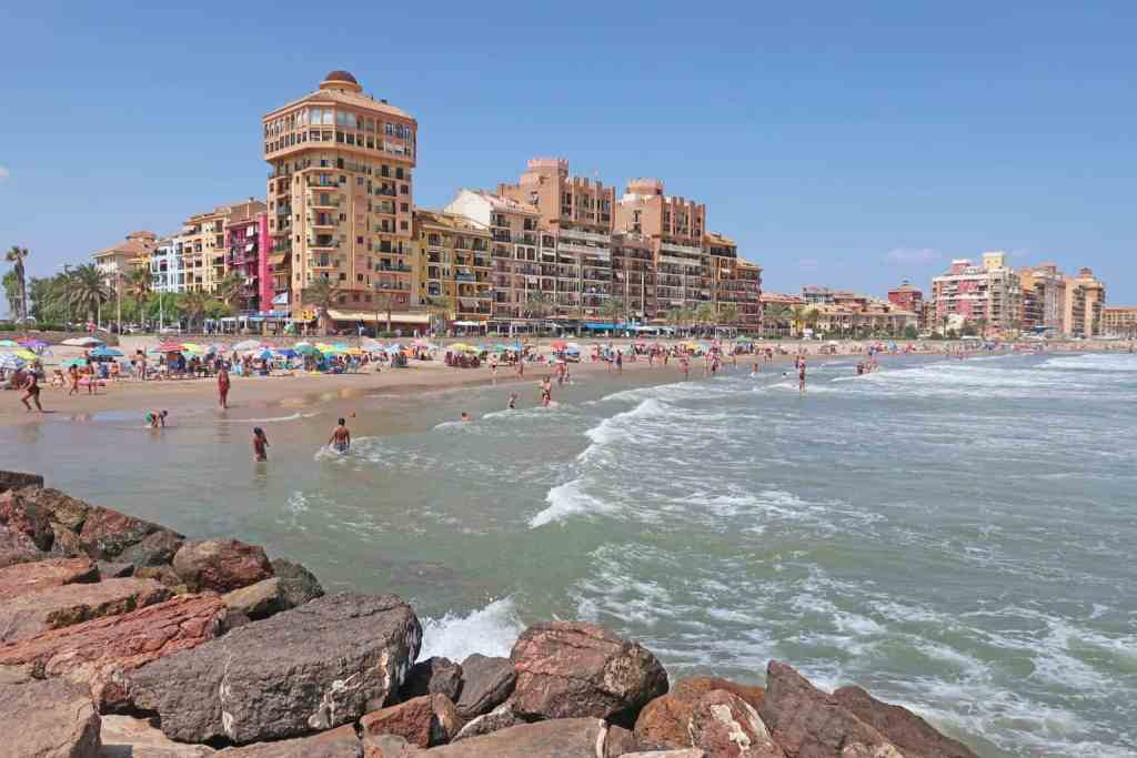 During your 3 days in Valencia, take some time to visit Port Saplaya and enjoy the gorgeous beaches.