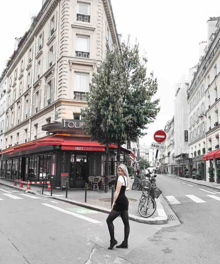 Be sure to take some time to stop and stroll through the beautifully charming Parisian neighborhood of Montmartre.