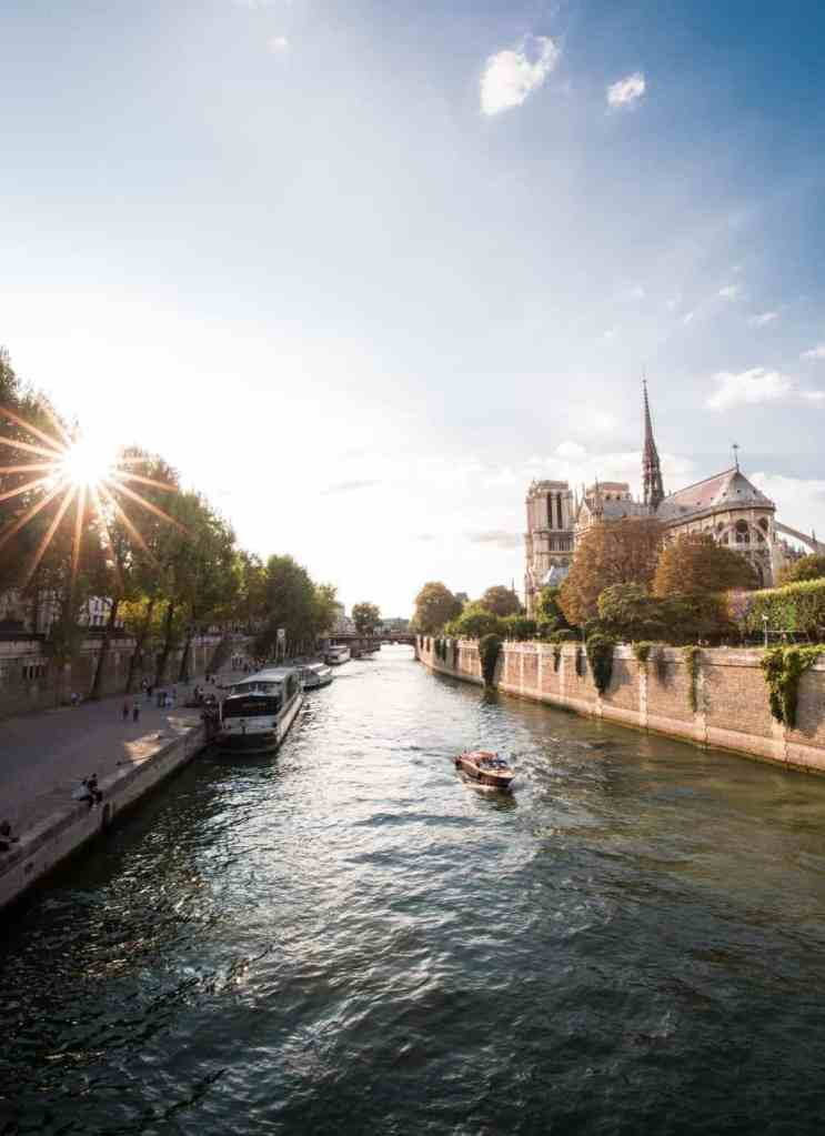 Notre Dame's awe-inspiring beauty before the tragic fire.