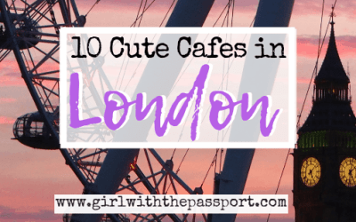 10 Amazingly Cute Cafes in London