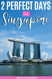 Planning some Singapore travel but not sure where to start? Then check out this 2 days in Singapore itinerary. It's the perfect combination of local hidden gems and classic tourist attractions like Clarke Quay, the Gardens by the Bay, the Singapore Botanical Gardens, Little India, Chinatown, and more! So, check out this Singapore itinerary and start planning the perfect trip today! #SingaporeItinerary #TravelSingapore #VisitSingapore #SingaporeGuide