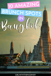Brunch in Bangkok | Where to eat in Bangkok | Bangkok Thailand Restaurants | Bangkok Travel | Where to eat in Bangkok | Bangkok Foodie Guide | Things to do in Bangkok | Bangkok Thailand Food | Bangkok Itinerary #BangkokGuide #BangkokFood #BangkokTrip #BangkokTravel