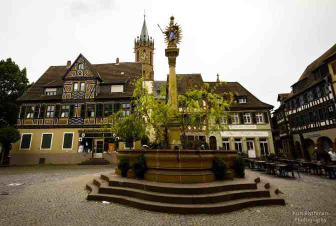 The timeless, old-world charm of Ladenburg, Germany.