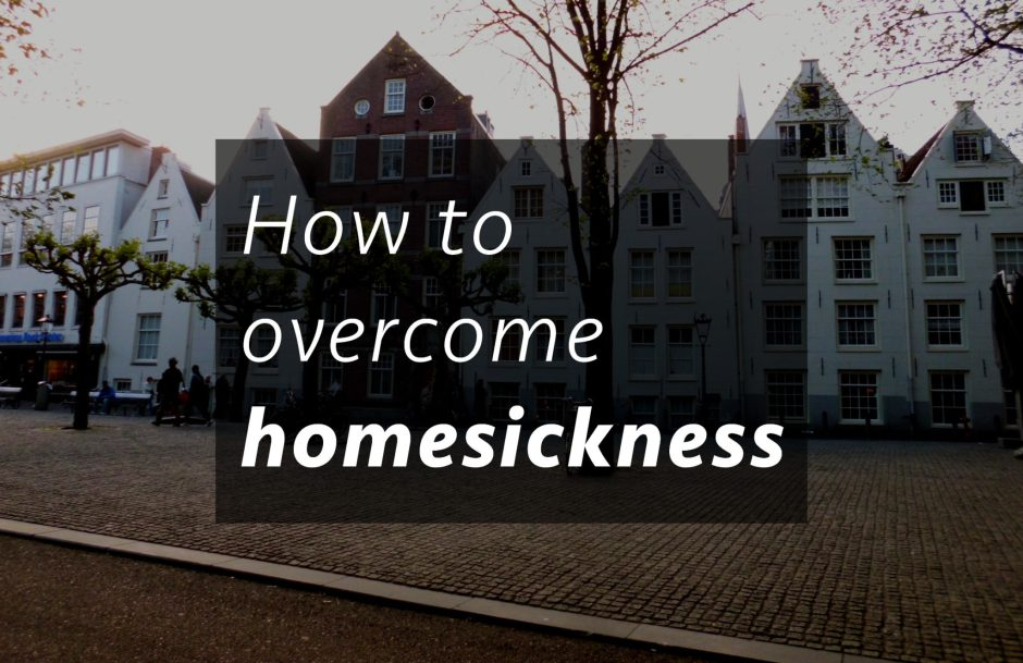 tips overcome homesickness