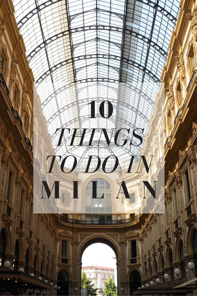 things do milan