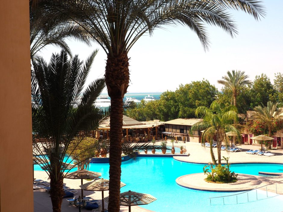 review marriott beach resort hurghada