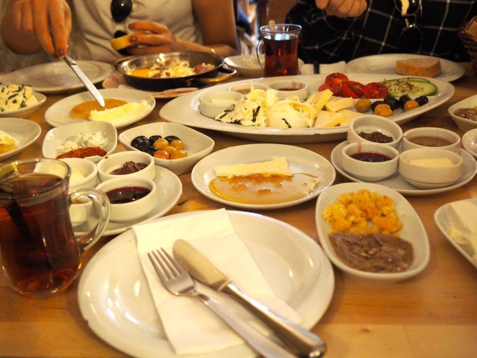 breakfast istanbul van kahvalti evi
