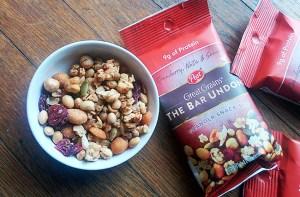 Post Great Grains The Bar Undone Granola Snack Mix