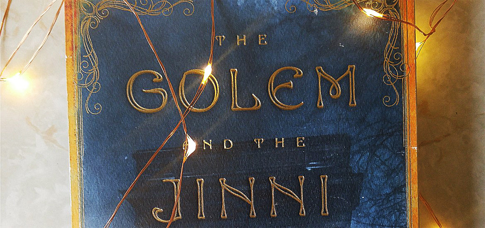 The Golem and the Jinni (Book)
