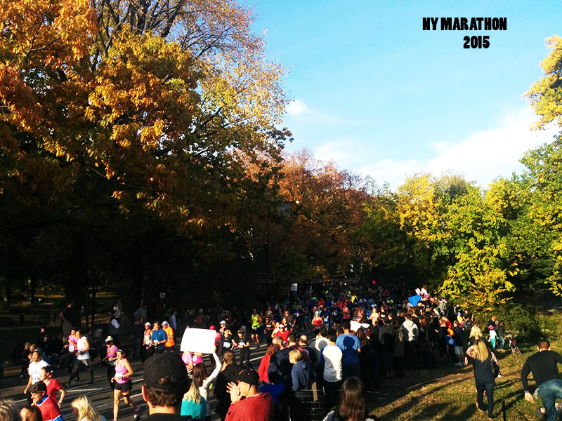 NY Marathon Snaps