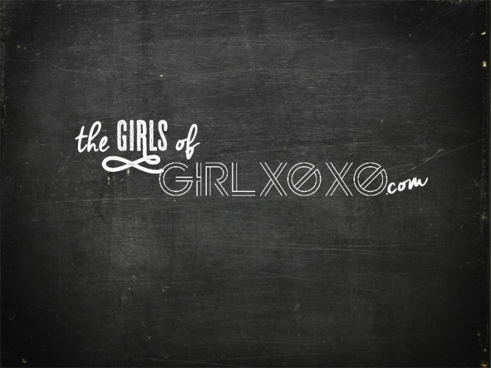 The Girls of Girlxoxo