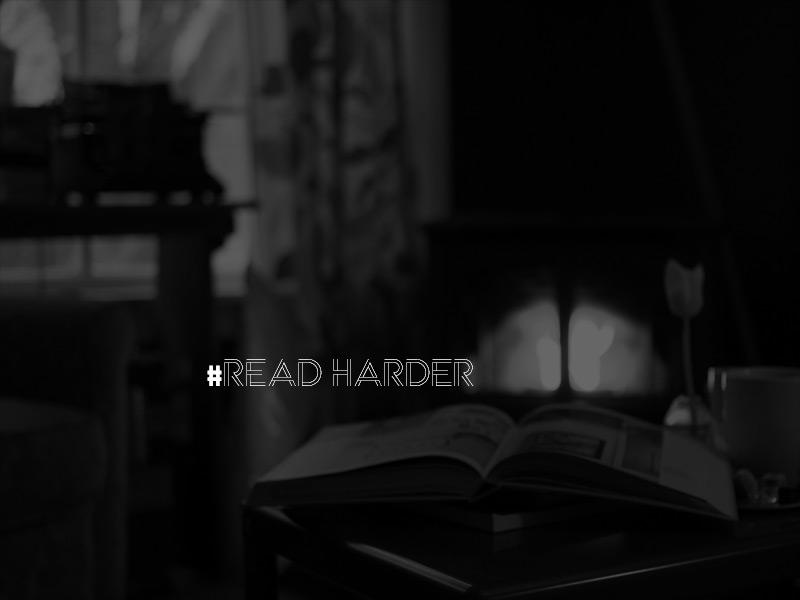 Read Harder Challenge