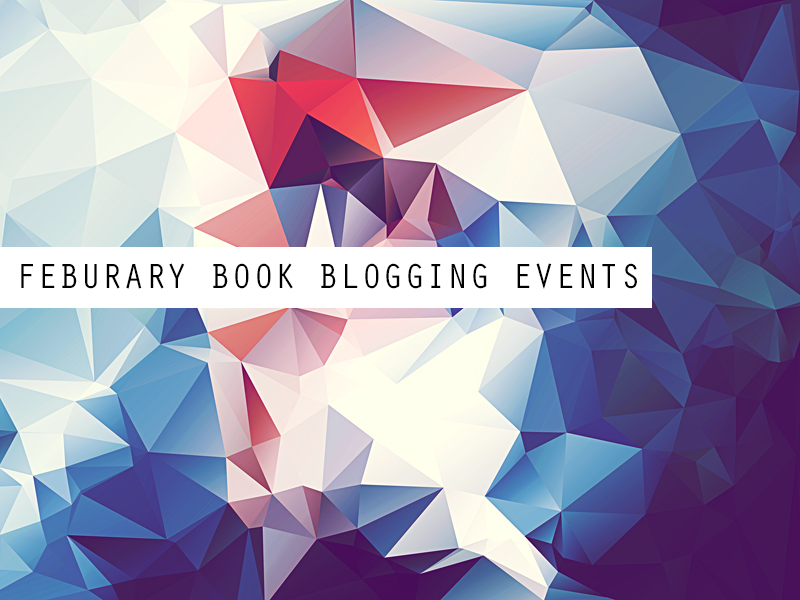 February #BookBlogger Events