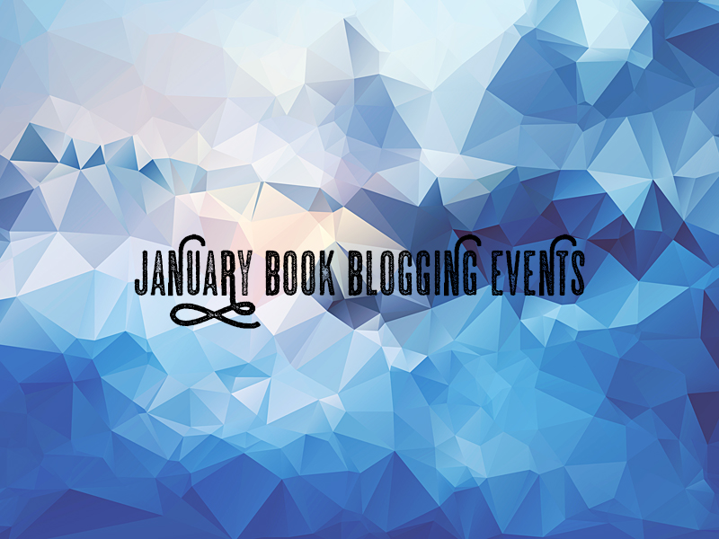 January #BookBlogger Events
