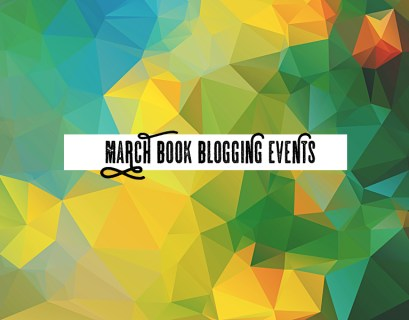 March Book Blogger Events