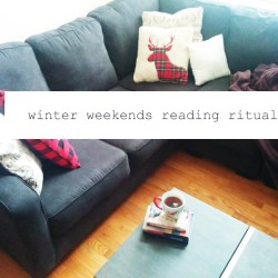 Winter Reading Rituals