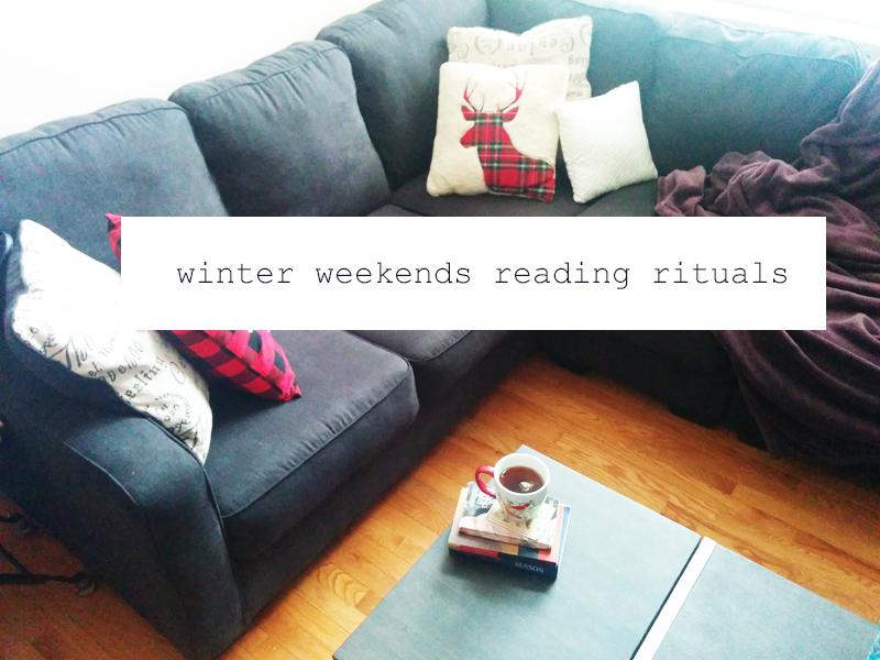 Winter Reading Rituals