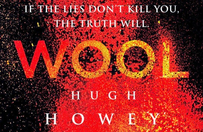 Wool Book by Hugh Howey