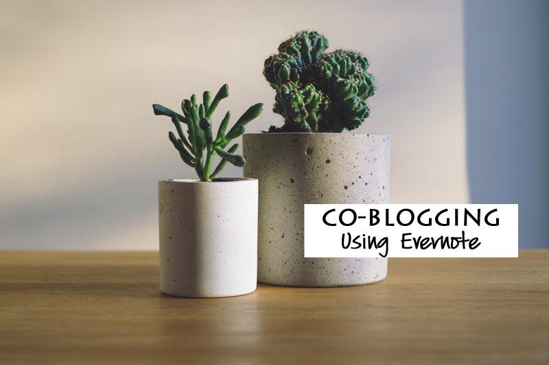 CoBlogging