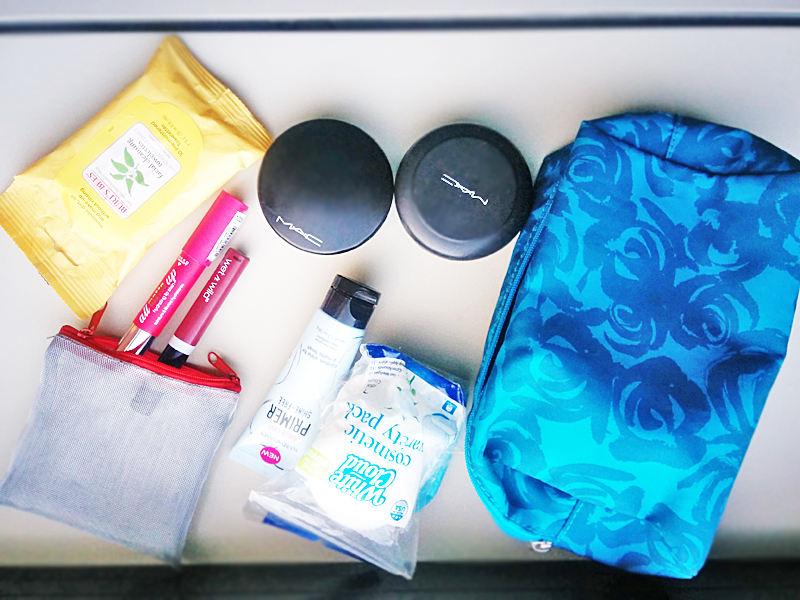 Summer Travel MakeUp Kit