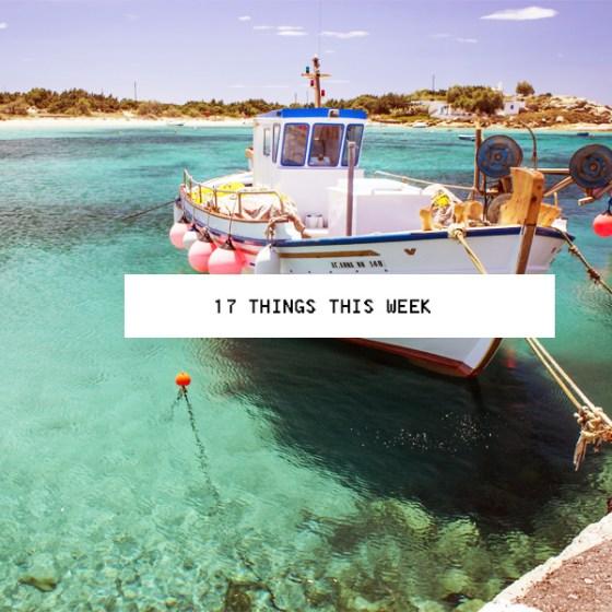Weekly Links