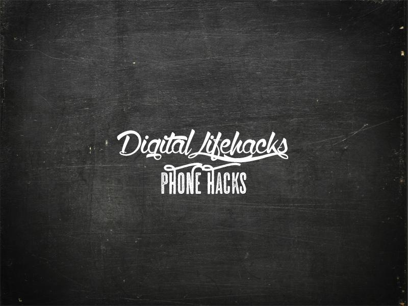 phone hacks
