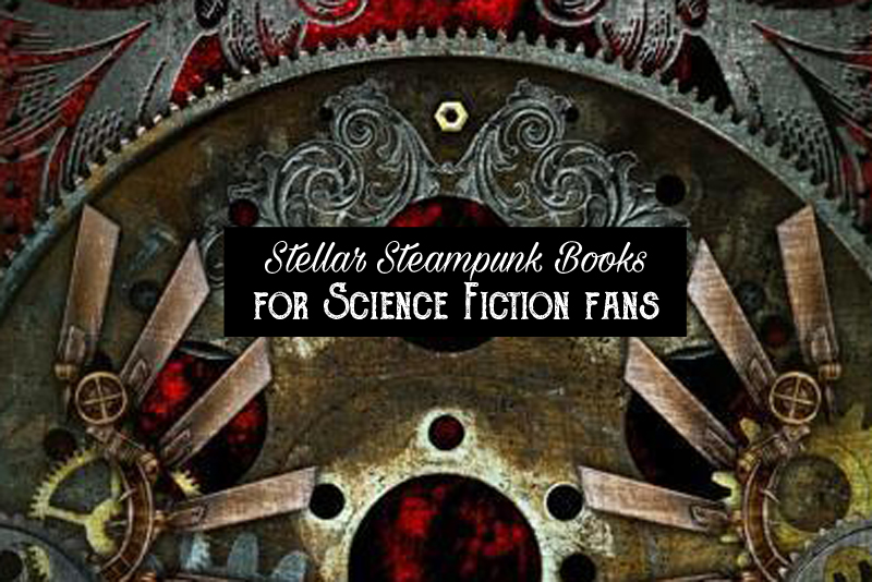 steampunk books