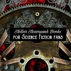 steampunk books