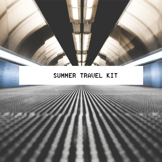 Summer Travel Kit