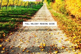 Fall Holiday Reading Guide
