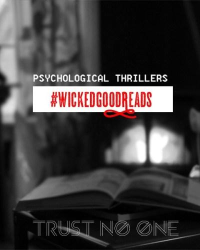 Favorite Psychological Thriller Books