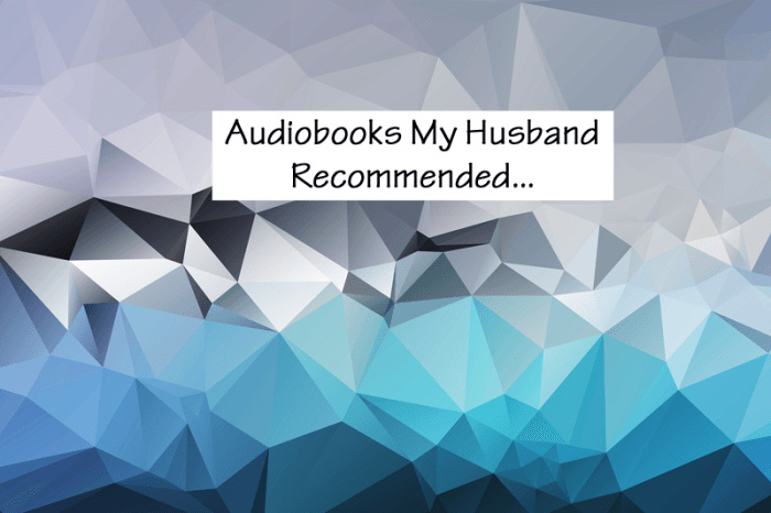 Hubby Approved Books