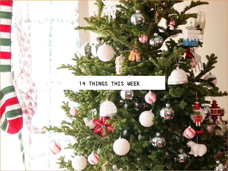 14 weekly links