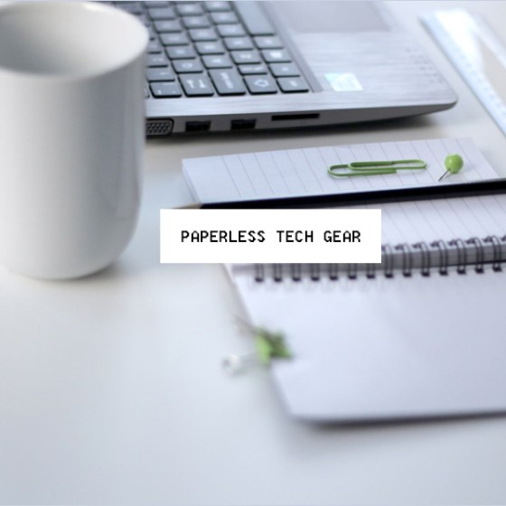 paperless tech gear