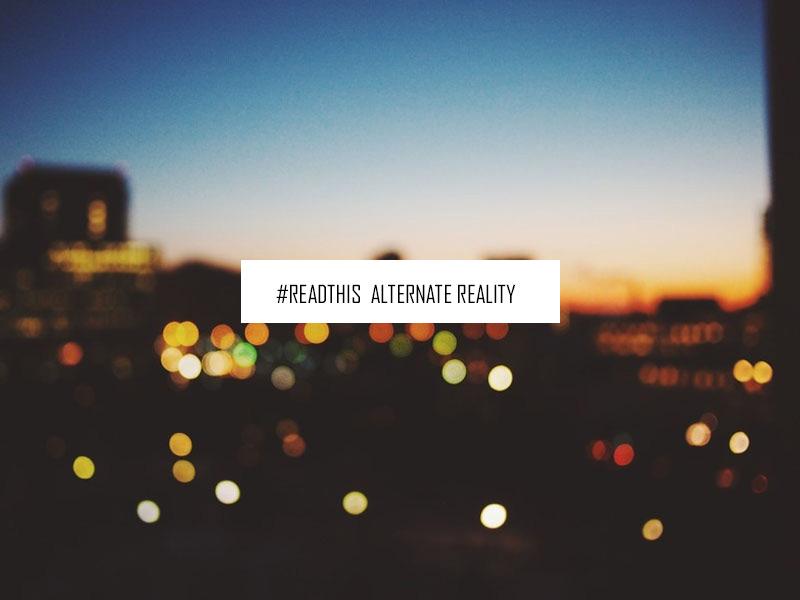 Alternate Reality Reads