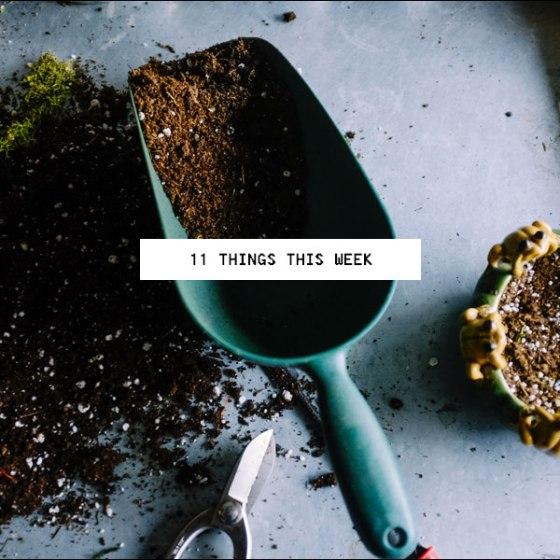 11 things this week