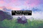 Award winner Reading List