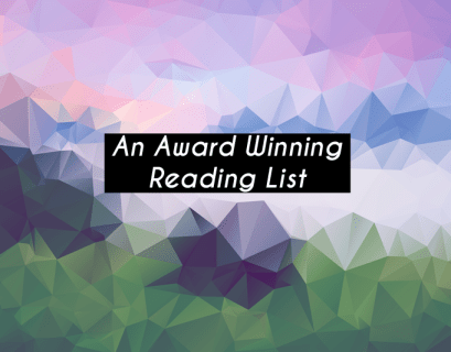 Award winner Reading List