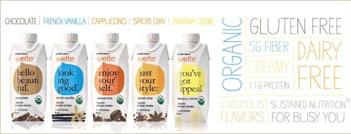 Calnaturale Svelte Organic Protein Shake