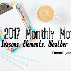August Monthly Motif Reading Challenge