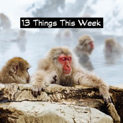 13 Things This Week